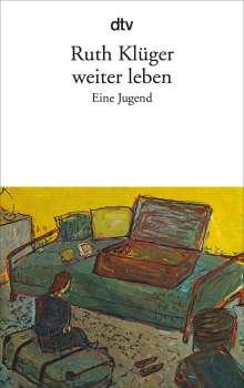 Ruth Klüger: Weiter leben, Buch