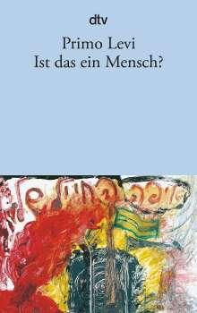 Primo Levi: Ist das ein Mensch?, Buch