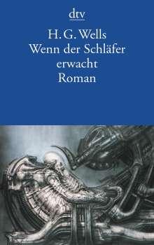 H. G. Wells: Wenn der Schläfer erwacht, Buch