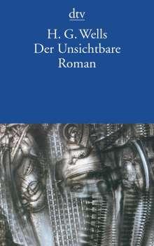 H. G. Wells: Der Unsichtbare, Buch