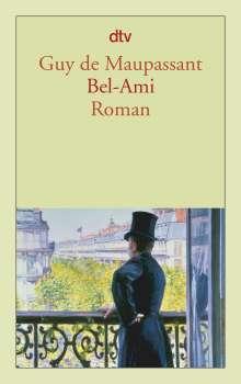 Guy de Maupassant: Bel-Ami, Buch