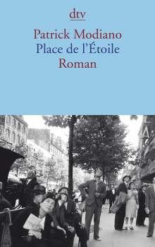 Patrick Modiano: Place de l'Étoile, Buch