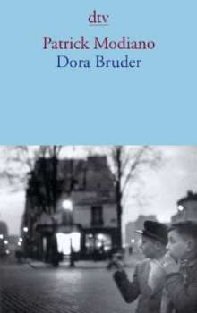 Patrick Modiano: Dora Bruder, Buch