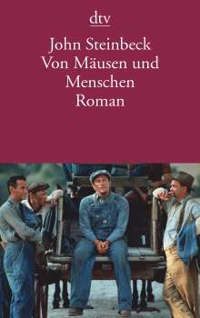 John Steinbeck: Von Mäusen und Menschen, Buch