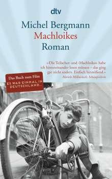 Michel Bergmann: Machloikes, Buch