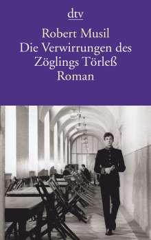 Robert Musil: Die Verwirrungen des Zöglings Törleß, Buch
