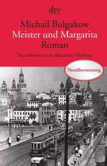 Michail Bulgakow: Meister und Margarita, Buch