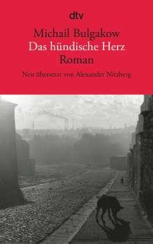 Michail Bulgakow: Das hündische Herz, Buch