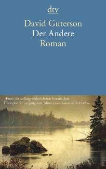 David Guterson: Der Andere, Buch