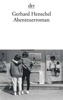 Gerhard Henschel: Abenteuerroman, Buch