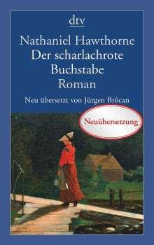 Nathaniel Hawthorne: Der scharlachrote Buchstabe, Buch