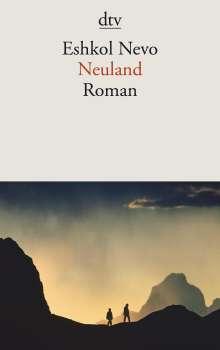 Eshkol Nevo: Neuland, Buch