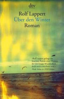Rolf Lappert: Über den Winter, Buch