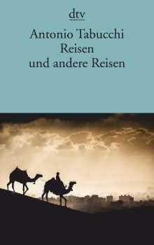 Antonio Tabucchi: Reisen und andere Reisen, Buch