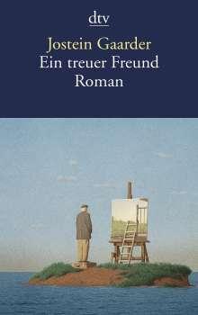 Jostein Gaarder: Ein treuer Freund, Buch