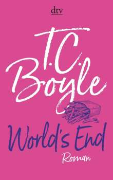 T. C. Boyle: World's End, Buch