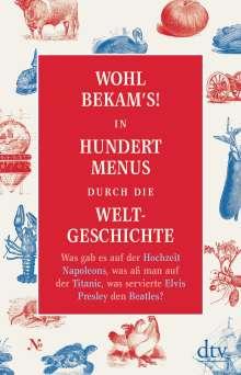 Wohl bekam's!, Buch