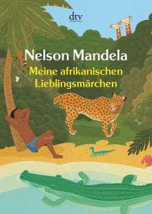 Nelson Mandela: Meine afrikanischen Lieblingsmärchen, Buch