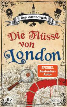 Ben Aaronovitch: Die Flüsse von London, Buch