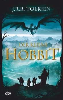 John R. R. Tolkien: Der kleine Hobbit Normalformat, Buch