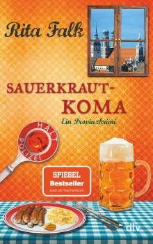 Rita Falk: Sauerkrautkoma, Buch