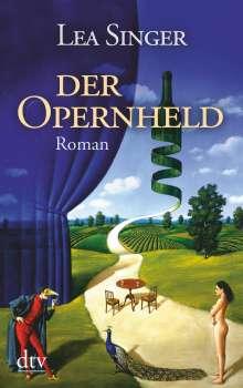 Lea Singer: Der Opernheld, Buch