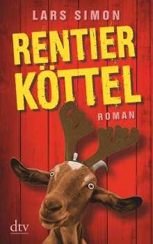 Lars Simon: Rentierköttel, Buch