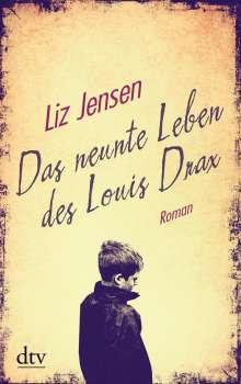 Liz Jensen: Das neunte Leben des Louis Drax, Buch