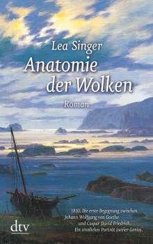 Lea Singer: Anatomie der Wolken, Buch