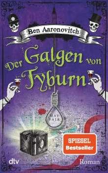 Ben Aaronovitch: Der Galgen von Tyburn, Buch