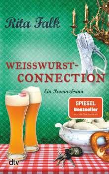 Rita Falk: Weißwurstconnection, Buch