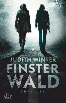 Judith Winter: Finsterwald, Buch