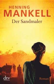 Henning Mankell (1948-2015): Der Sandmaler, Buch