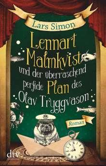 Lars Simon: Lennart Malmkvist und der überraschend perfide Plan des Olav Tryggvason, Buch