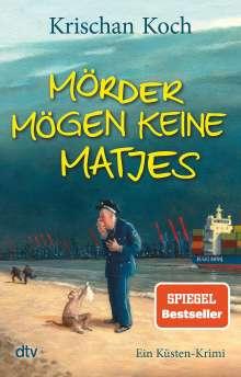 Krischan Koch: Mörder mögen keine Matjes, Buch