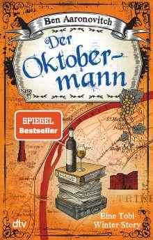 Ben Aaronovitch: Der Oktobermann, Buch