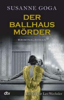 Susanne Goga: Der Ballhausmörder, Buch