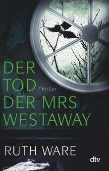 Ruth Ware: Der Tod der Mrs Westaway, Buch