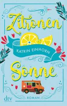 Katrin Einhorn: Zitronensonne, Buch