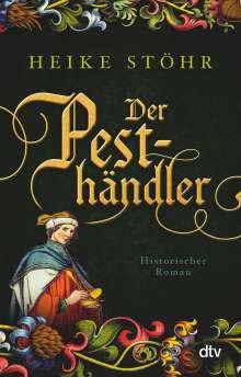 Heike Stöhr: Der Pesthändler, Buch