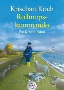 Krischan Koch: Rollmopskommando, Buch