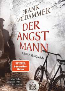 Frank Goldammer: Der Angstmann, Buch