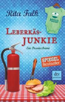 Rita Falk: Leberkäsjunkie, Buch