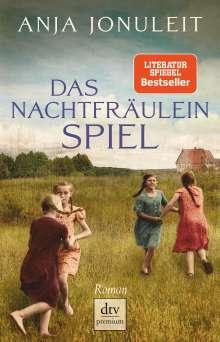 Anja Jonuleit: Das Nachtfräuleinspiel, Buch