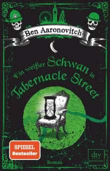 Ben Aaronovitch: Ein weißer Schwan in Tabernacle Street, Buch