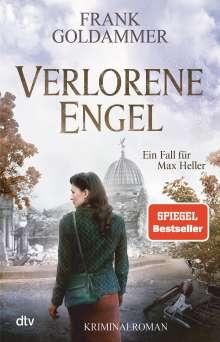 Frank Goldammer: Verlorene Engel, Buch