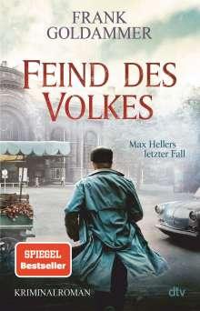 Frank Goldammer: Feind des Volkes, Buch