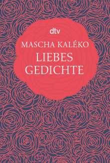 Mascha Kaléko: Liebesgedichte, Buch