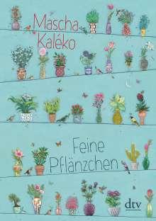 Mascha Kaléko: Feine Pflänzchen, Buch