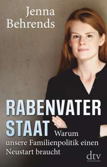 Jenna Behrends: Rabenvater Staat, Buch